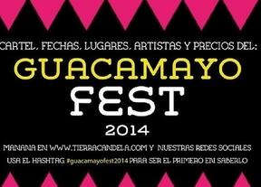 Madrid se 'tropicaliza' a tope con el más original, intenso y polifacético de los festivales: el Guacamayo Fest