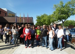Los extrabajadores de Teletech piden otro 'call center' en Toledo