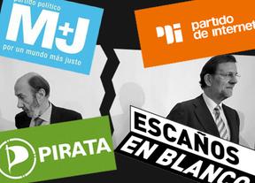 Los partidos minoritarios: les presentamos a 'los otros'