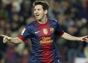 Otro doblete de 'Torpedo' Messi y otra victoria del Barça ante un Zaragoza valiente (3-1)