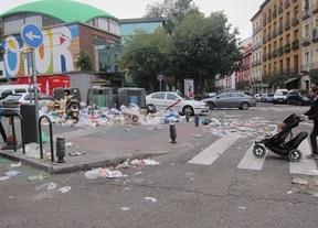 La huelga de limpieza, lo que le faltaba al turismo madrileño