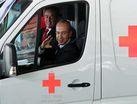 Necesitamos una Cruz Roja muy fuerte, Goñi