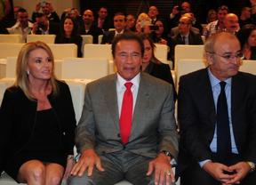 Arnold Schwarzenegger, embajador de Madrid