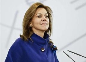 Cospedal anuncia que readmitirá a los interinos despedidos en 2012