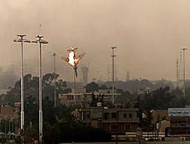 Gadafi desmiente haber continuado con los bombardeos mientras Occidente ultima su ataque