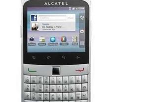 Alcatel se fija en Blackberry para su nuevo 'smartphone'