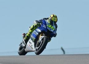 Rossi se impone en San Marino en un día aciago para Márquez