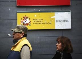 El paro bajó en 9.300 personas en Castilla-La Mancha durante 2014