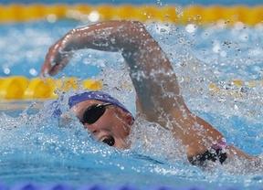 Mireia se queda a las puertas del podio y Ledecky gana el oro en un 1.500 histórico