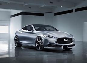 Infiniti presentará su nuevo coupe deportivo Q60 Concept en el Salón del Automóvil de Detroit