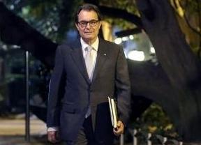 ¿Qué nos dirá Artur Mas?: todos, pendientes de la comparecencia de un president vencido por la consulta