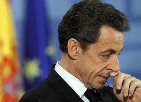 Sarkozy mete en el mismo saco a Grecia y a España