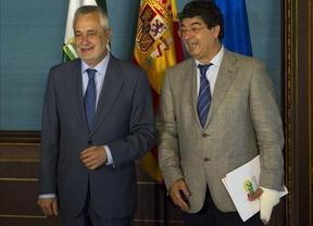 Composición del Gobierno andaluz de José Antonio Griñán