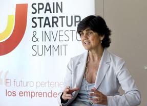 Una emprendedora entre emprendedores: María Benjumea triunfa en el South Summit Spain 2014
