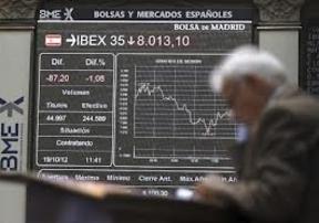 Telefónica e Inditex lideran una apertura del Ibex al alza: busca los 8.400 y mantiene la prima de riesgo bajo control