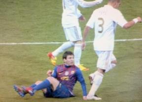 El pisotón a Messi ya tiene 'sentencia': Pepe sólo es amonestado y se libra del castigo
