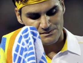 Roger Federer fue eliminado del Abierto de Australia por Djokovic