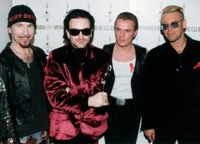 U2 se hace 'Invisible' pero regala esta su próxima canción para luchar contra el sida en África