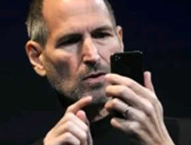 Steve Jobs dirigió Apple con mano de hierro