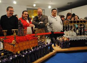 Valdepeñas celebra una Semana Santa 'en miniatura'