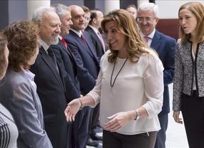 El PSOE se encomienda a Susana Díaz para que le dé un