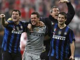 Inter de Milán consigue mantenerse vivo en la Liga de Campeones