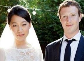 El 'sí quiero' de Zuckerberg roza el millón de 'Me gusta' en Facebook