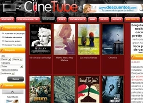 La Justicia española pasa del 'efecto Megaupload': considera que Cinetube es legal
