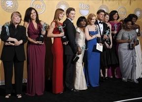 'The Artist' se queda muda: la película 'The Help' le arrebata la gloria en los premios del Sindicato de Actores