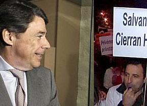 Las huelgas no dejan respirar al sucesor de Aguirre: sanidad, transportes y televisión siguen con paros