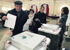 Las elecciones rusas terminan con una alta participación y violanciones de la ley electoral