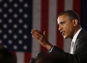Obama presta juramento para su segundo mandato presidencial en una ceremonia privada