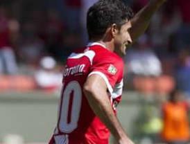 Toluca, vence 2-1 al Puebla en el estadio Nemesio Diez