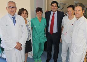 El Hospital de Toledo abre una unidad para el tratamiento de pacientes con ictus agudo
