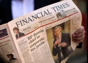 El 'Financial Times' tacha de 'error' la ofensiva secesionista de Cataluña pero pide negociar a Rajoy