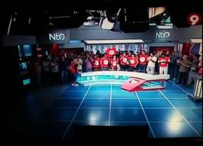 Los empleados del Canal 9 serán expedientados por cortar la emisión para protestar contra el ERE