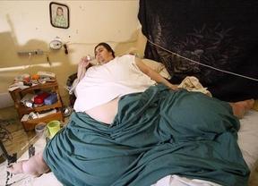 Fallece Manuel Uribe, el hombre más gordo del mundo