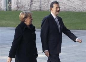 Merkel... ¿favores o limosnas a la 'pobre' España?: da prioridad a contratar a nuestros parados