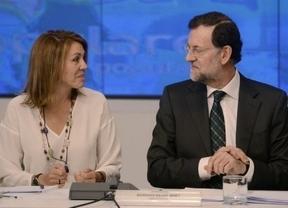 De Cospedal justifica la subida del 27 % de sueldo de Rajoy por las campañas electorales