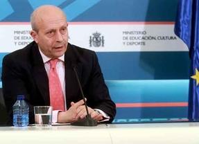 Espa�a redujo en m�s de 4.000 millones de euros el gasto en Educaci�n entre 2011 y 2012