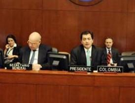 Insulza a nombre de la OEA solicita que la sentencia contra Quiroga sea revisada