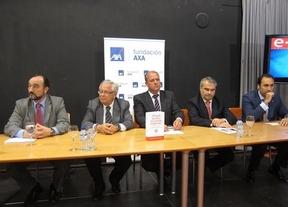 Monago presenta nuestro libro de emprendedores en Badajoz: