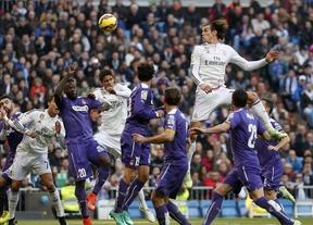 El Real Madrid vuelve a 'subir' al tren de la victoria ante el Espanyol (3-0)