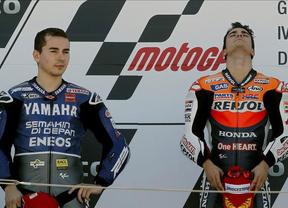 Otra carrera 'mirabilis': triplete de victorias españolas en el GP de Aragón de motociclismo
