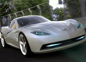 La séptima generación del Corvette de Chevrolet se presenta en el Salón de Detroit de 2013