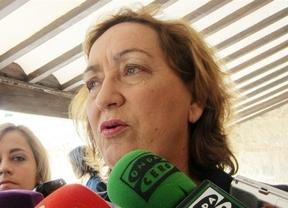 La consejera de Agricultura dice que mantiene su apoyo a la dirección de Geacam