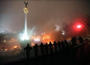 Calma relativa en Kiev tras el anuncio de tregua