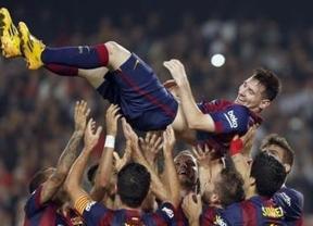 Otro récord para Supermessi; ya es el máximo goleador de la historia de la Liga tras su triplete al Sevilla (5-1)