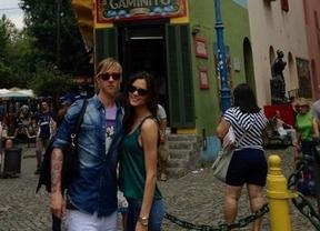 Las vacaciones exóticas de Guti y Romina Belluscio y Cristiano Ronaldo e Irina Shayk