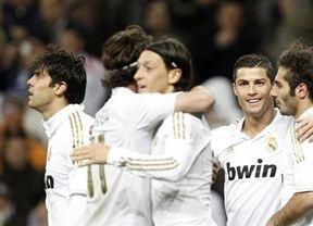 El Madrid remonta al Zaragoza y se impone al equipo aragonés (3-1)